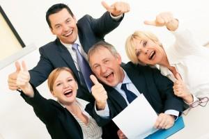 Довольные сотрудники меньше болеют!